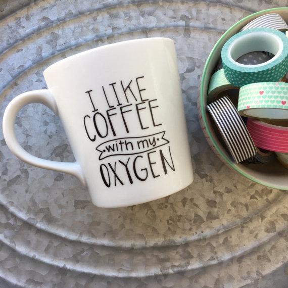 Lorelai Mug by MorningSunshineShop