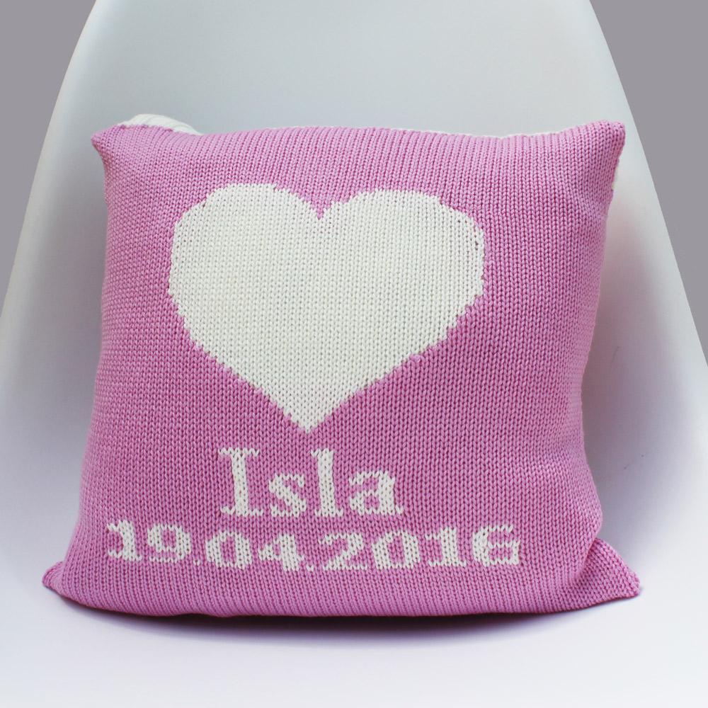 girls luxury merino cushions