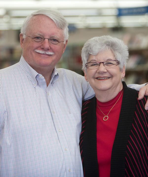 Dan and Lynne Walters