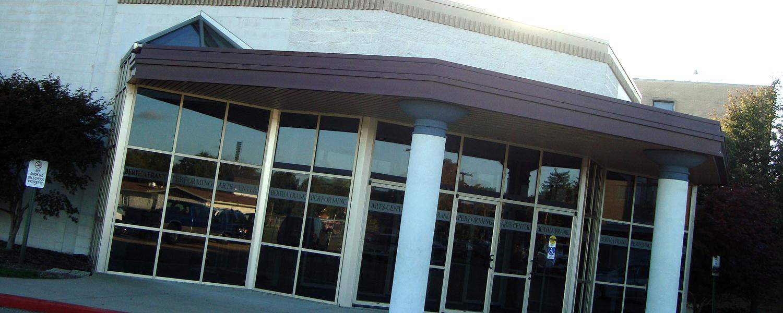 Bertha Frank Performing Arts Center