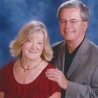 Paula and Dennis Ewald