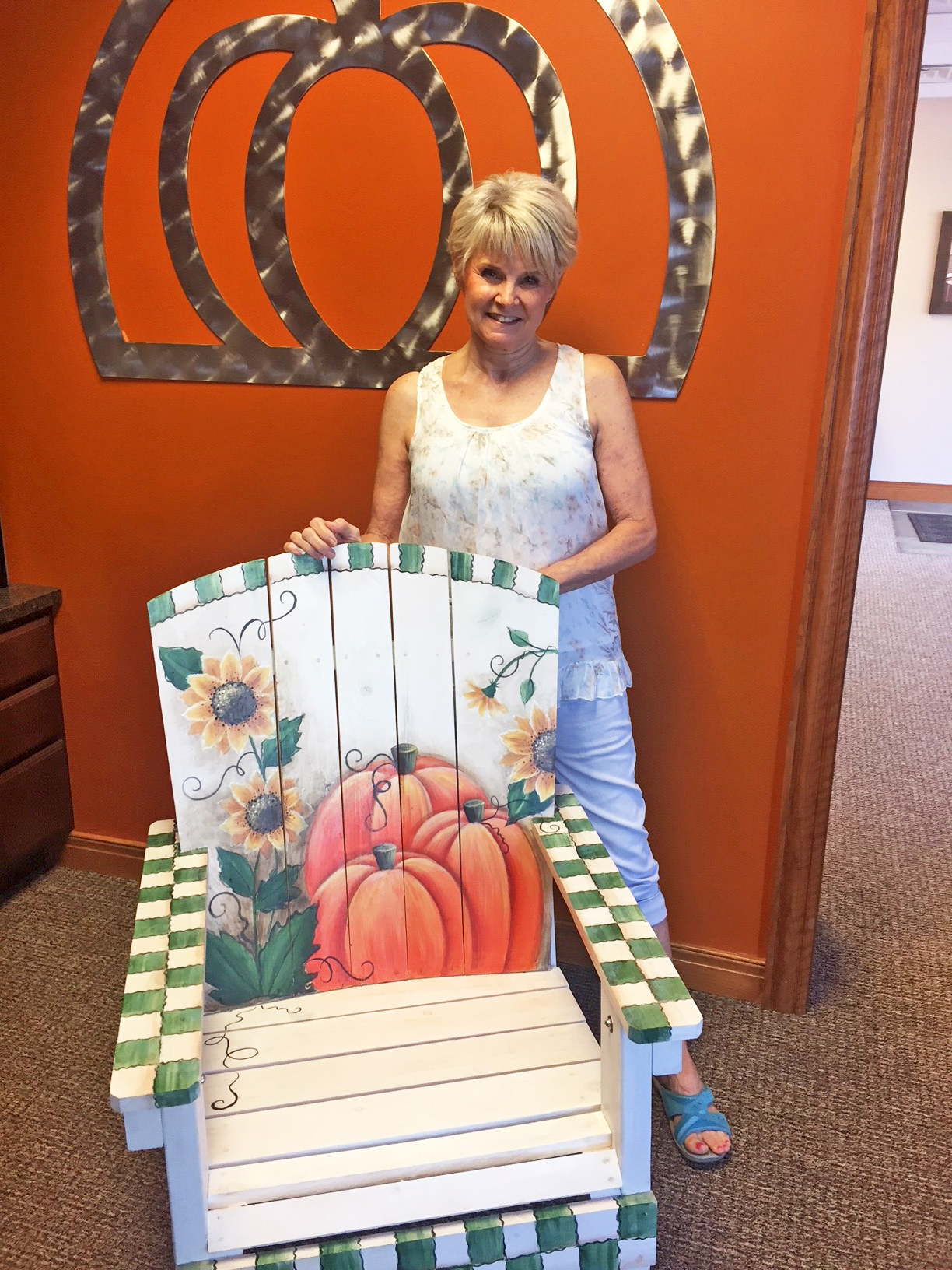 Cindy Villa, a Mortonite for over 34 years, has had a love for art and the Arts from a very young age.