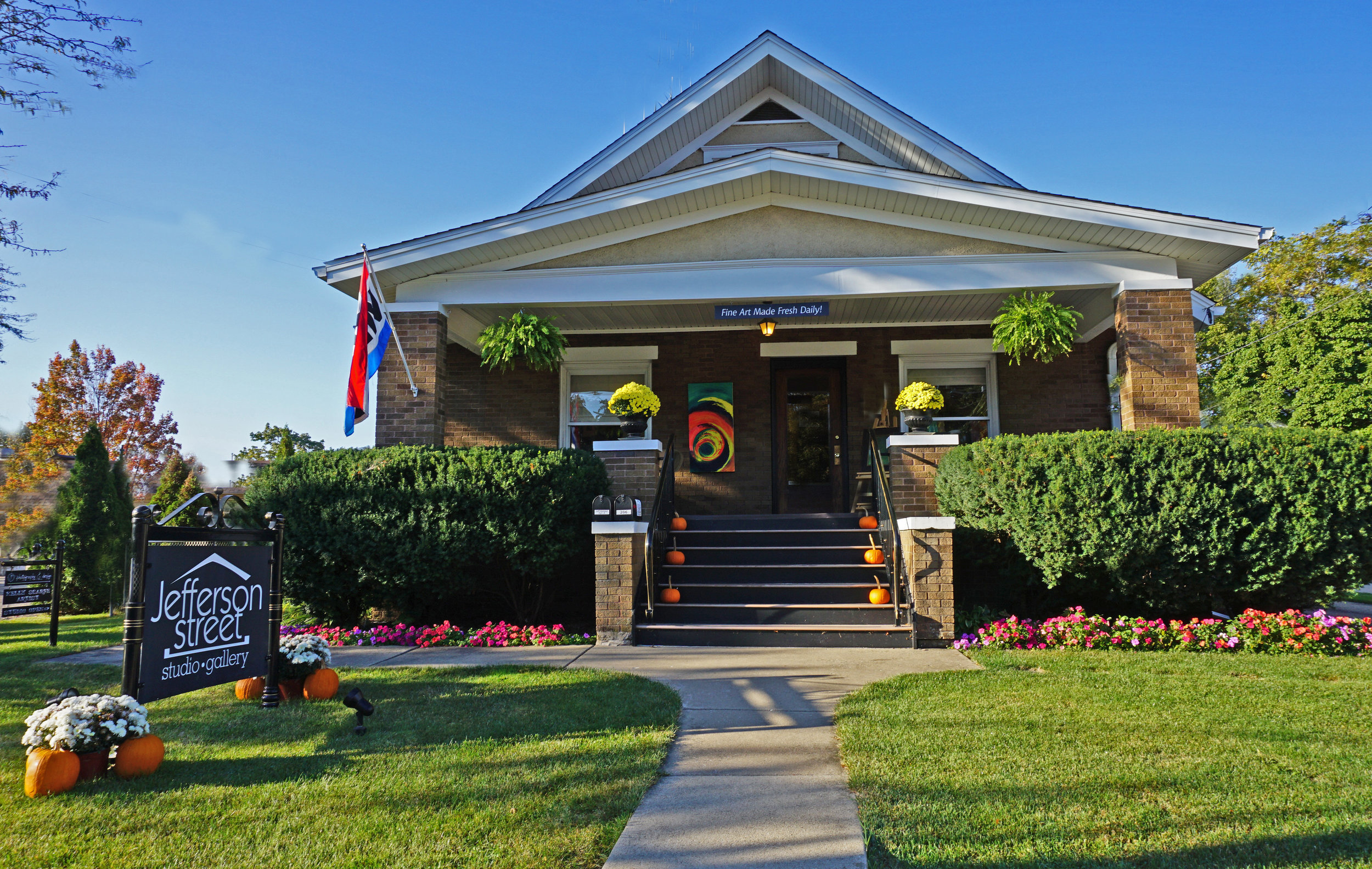 Jefferson Street Studio and Gallery, 206 Jefferson Street