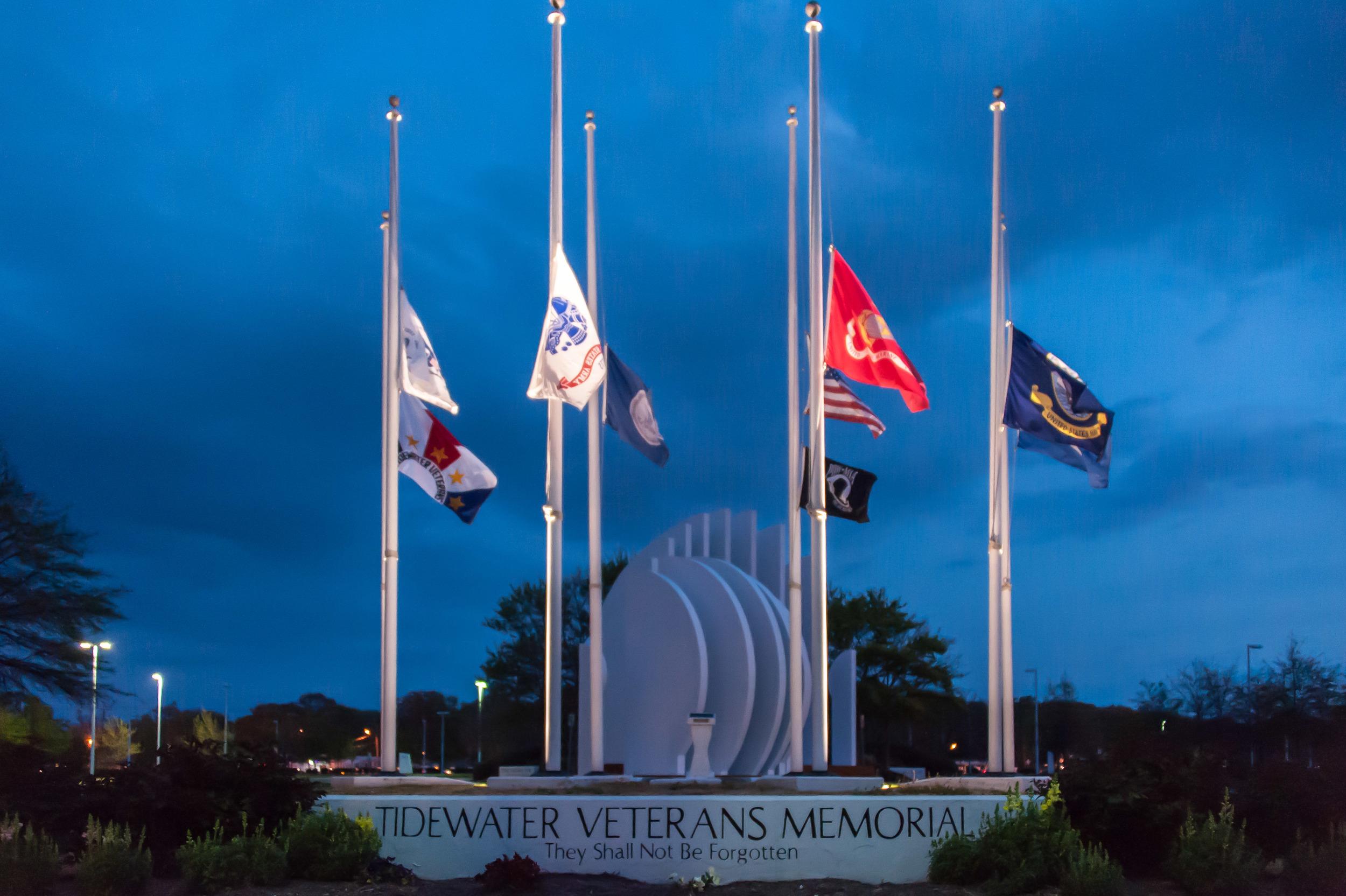 Tidewater Veterans Memorial