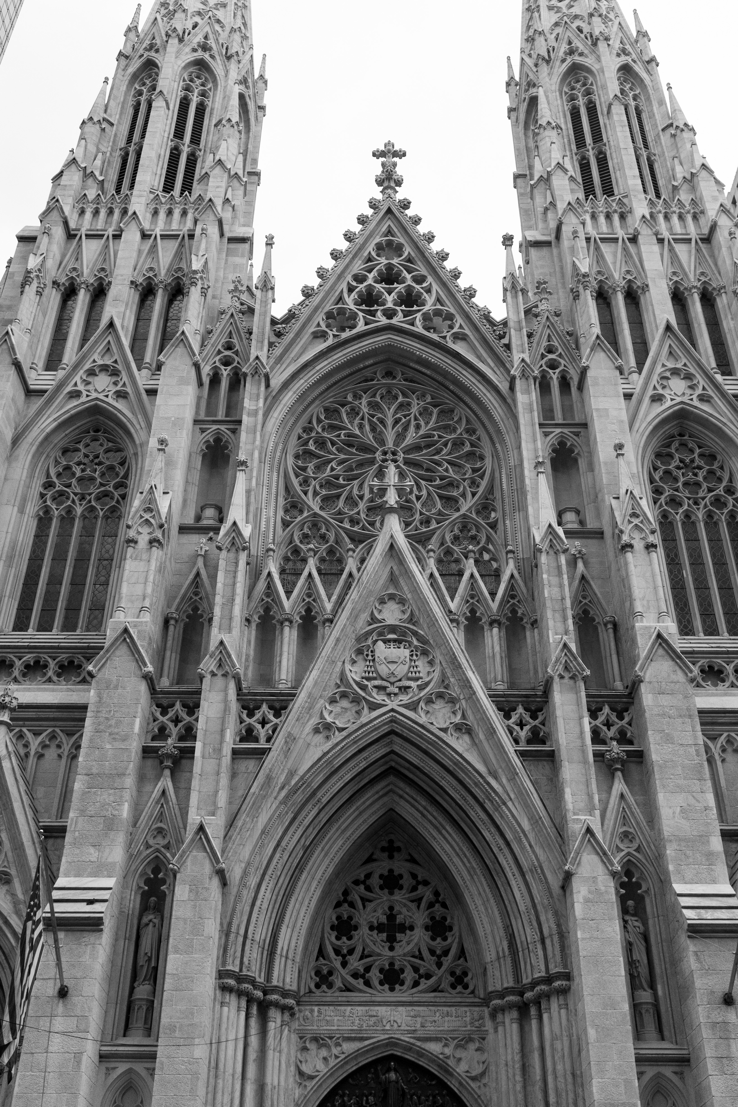 Saint Patrick's Cathedral in NYC