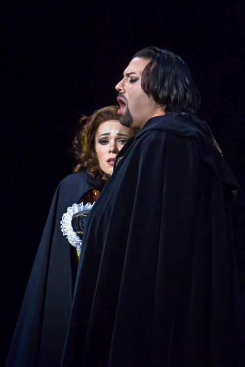 Lucia and Edgardo
