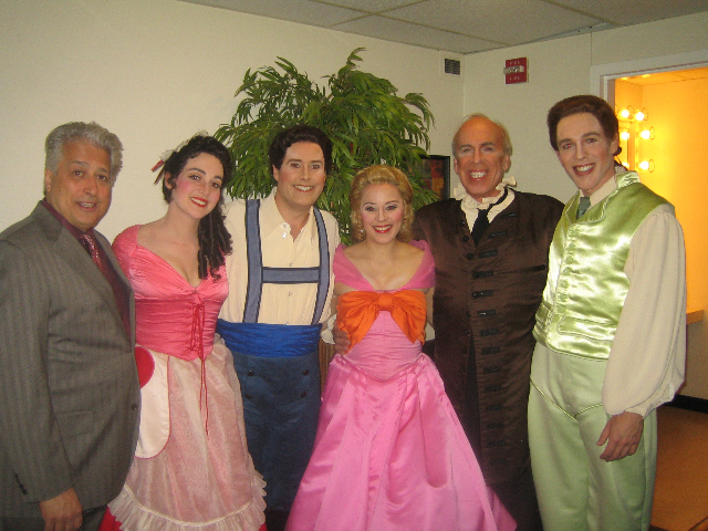 Portland Colleagues for Candide