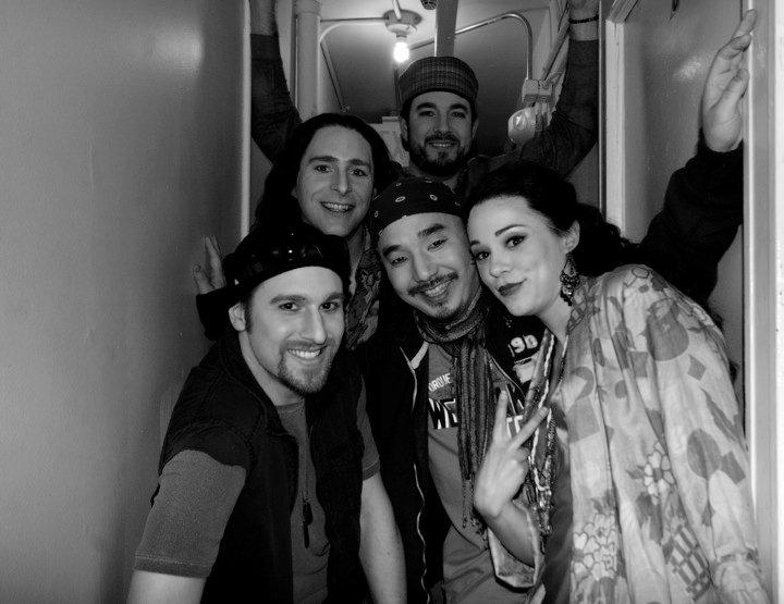 The Boston Ariadne Crew