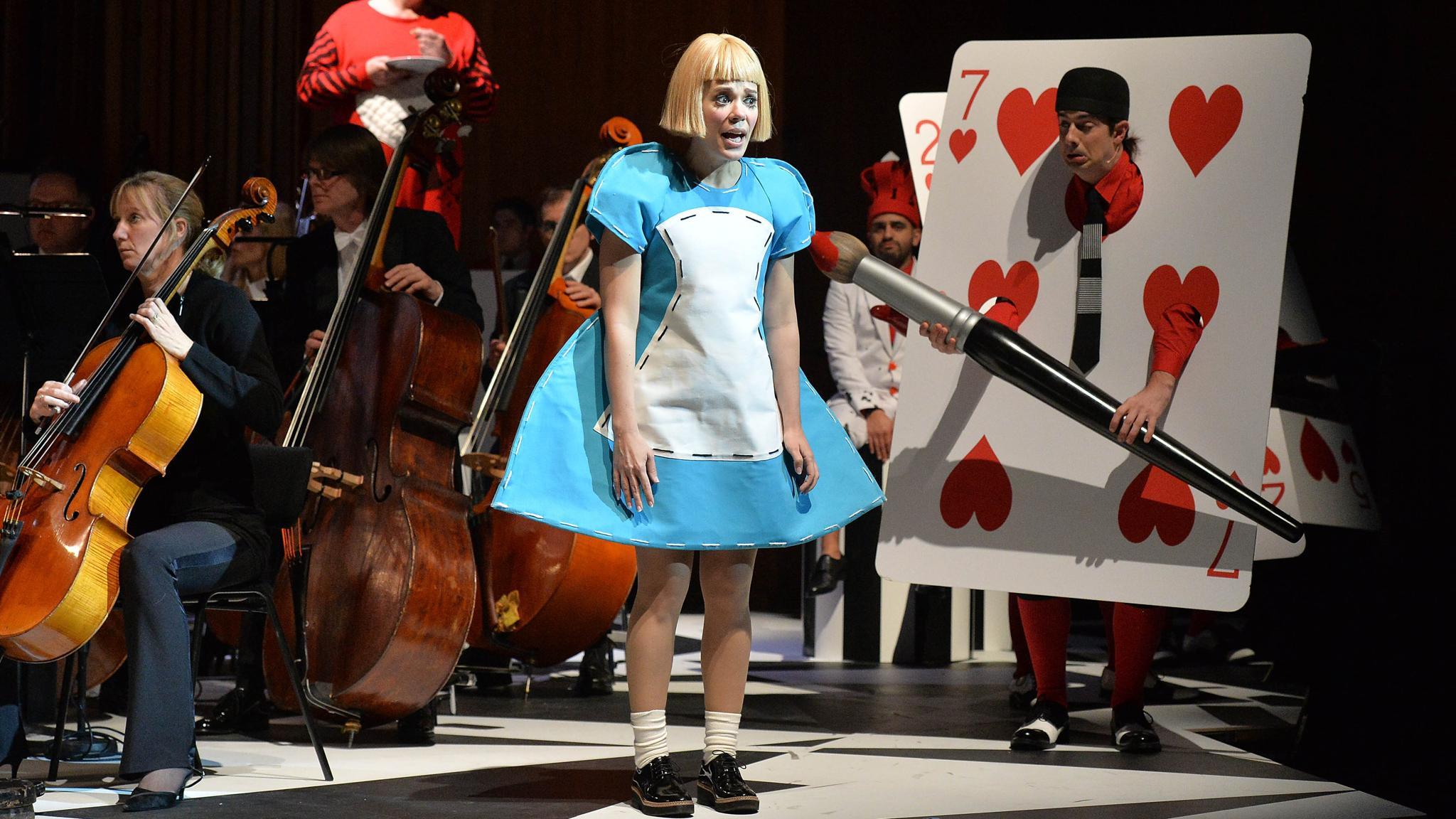 Alice in Alice in Wonderland