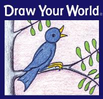 Draw Your World logo