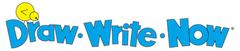 Draw Write Now Books 1 through 8, Drawing Lessons for Children