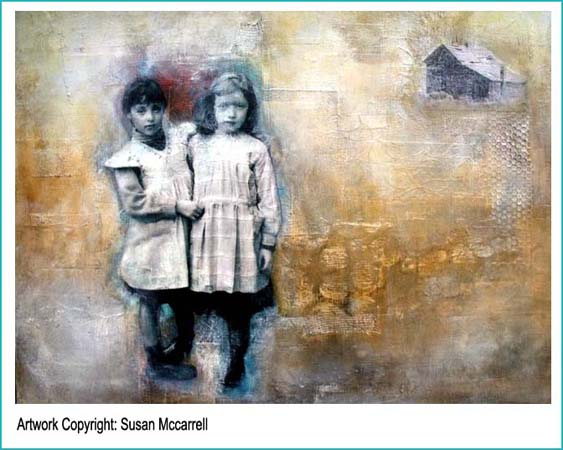 Please stop by and visit Susan by clicking on her painting.