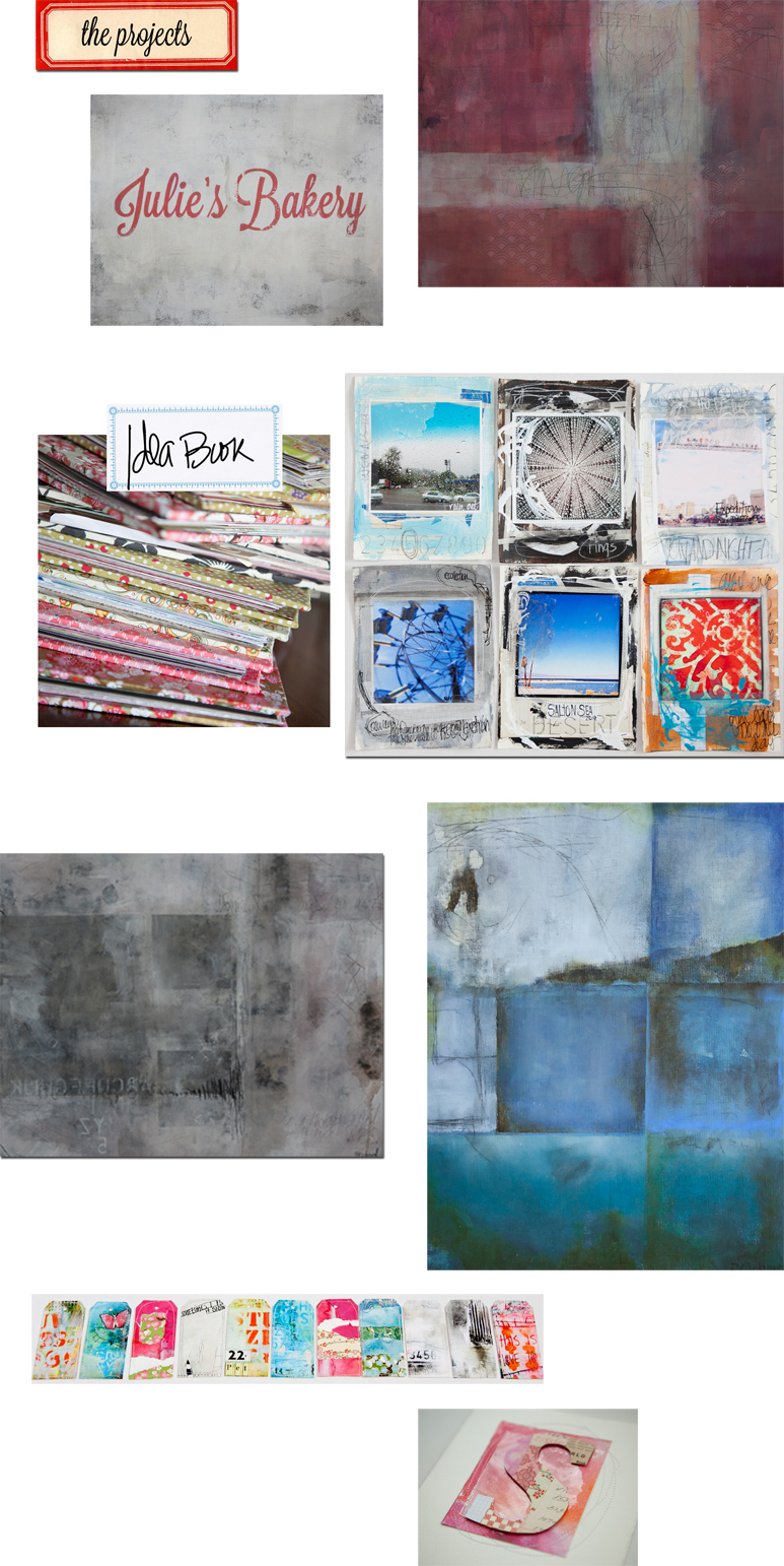 All samples from the Mixed Media Variety Hour. On sale now!