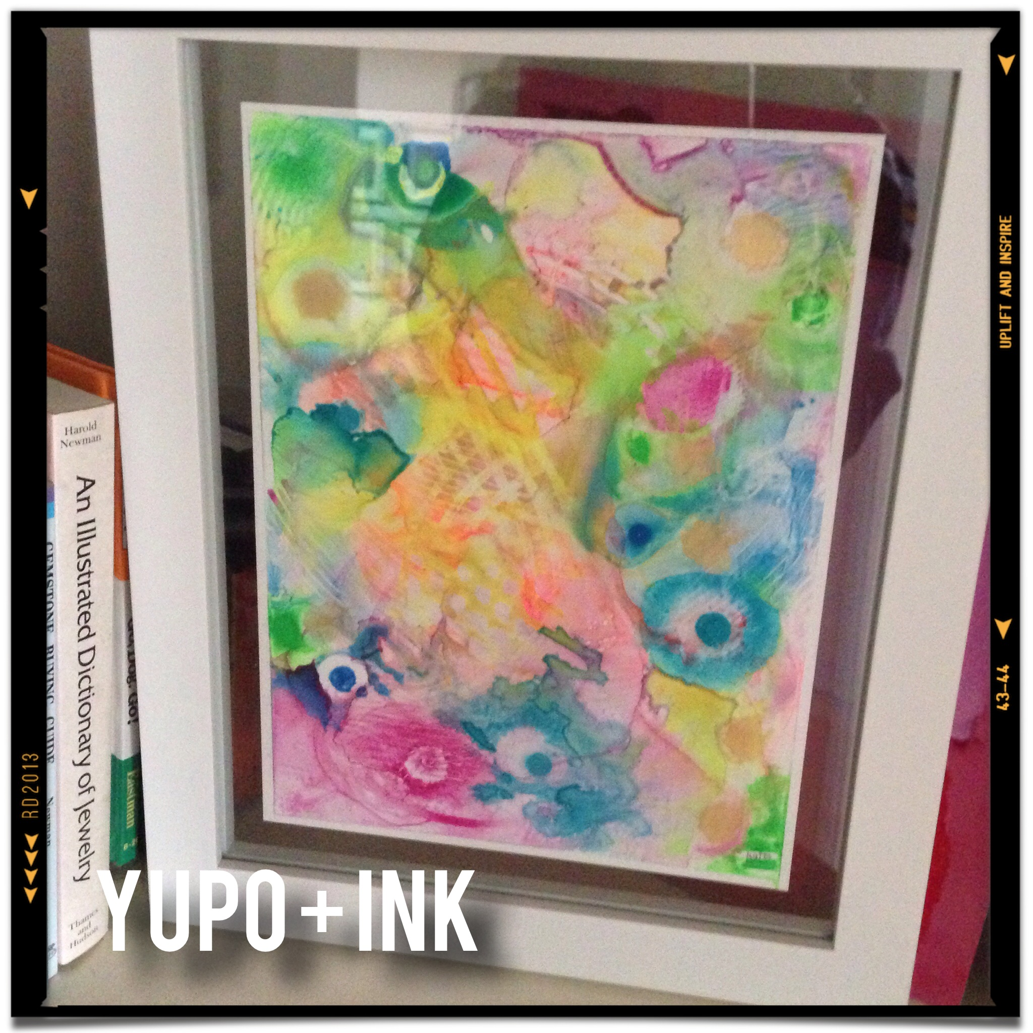 "9x11"" ink on Yupo; Kate Prichard 2013"