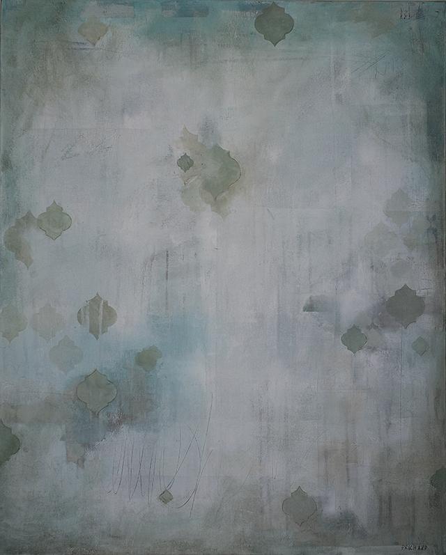 "Acrylic on cavas; 24x30"", Gallery Canvas"