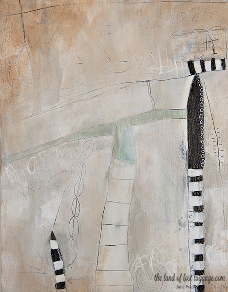 Or this abstract? Very handsome..