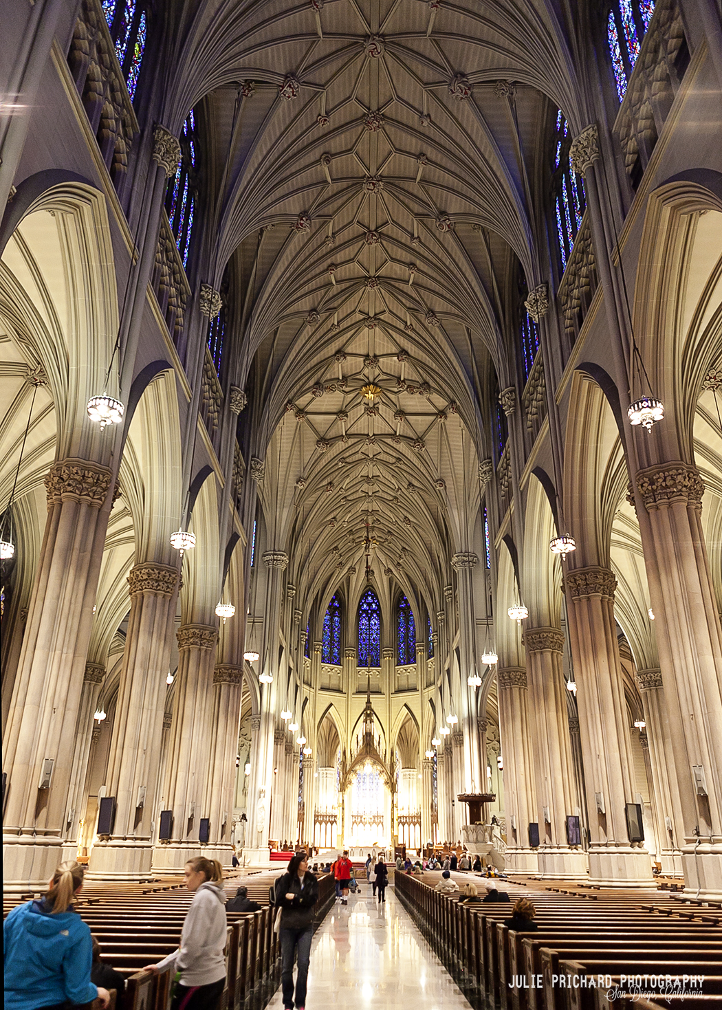 St. Patrick's Cathedral, 2011.