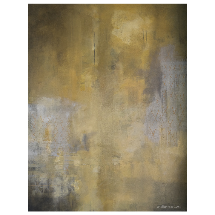 """""""Untitled 02"""" 30x40"""" Mixed Media on gallery canvas, available now."""