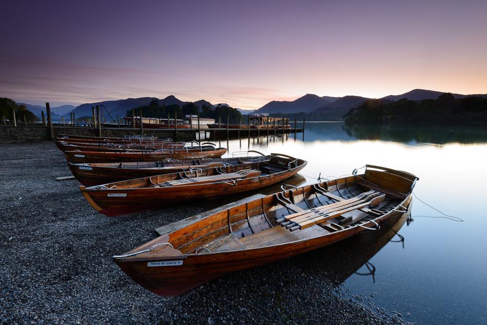 Derwent Water Sunset