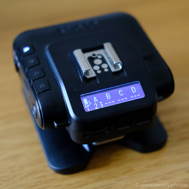 Cactus V6 II Wireless Flash Transceiver