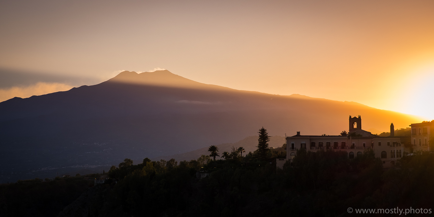 In the Shadow of Mount Etna