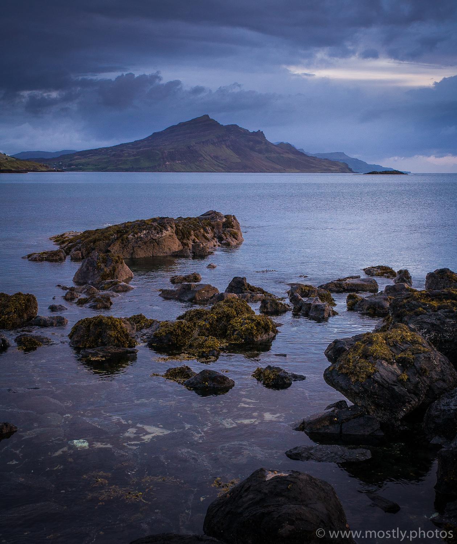 Peinchorran peninsular on the Isle of Skye, Scotland