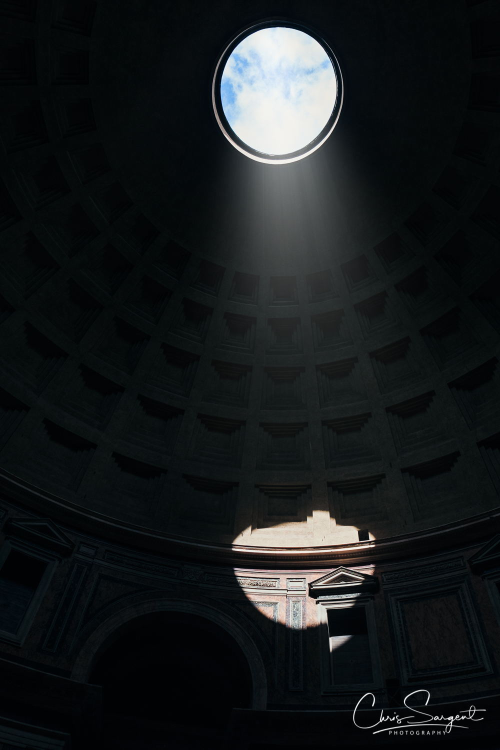 Fuji X-T2 16mm f1.4 The Pantheon