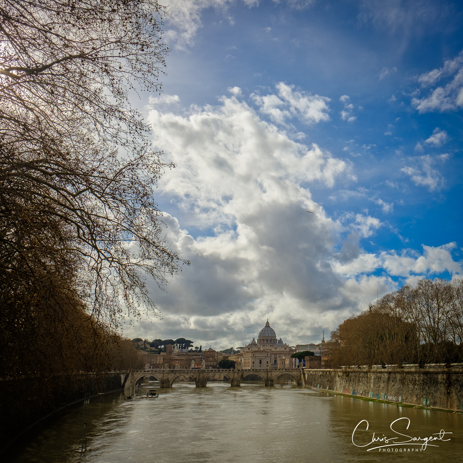 Fuji X-T2, 16mm f1.4 sant'angelo bridge