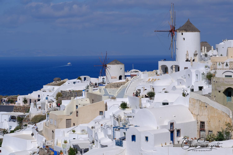 Oia, Greece  Fuji X-T3 and Fuji 18-135mm lens Fuji Velvia Film Simulation