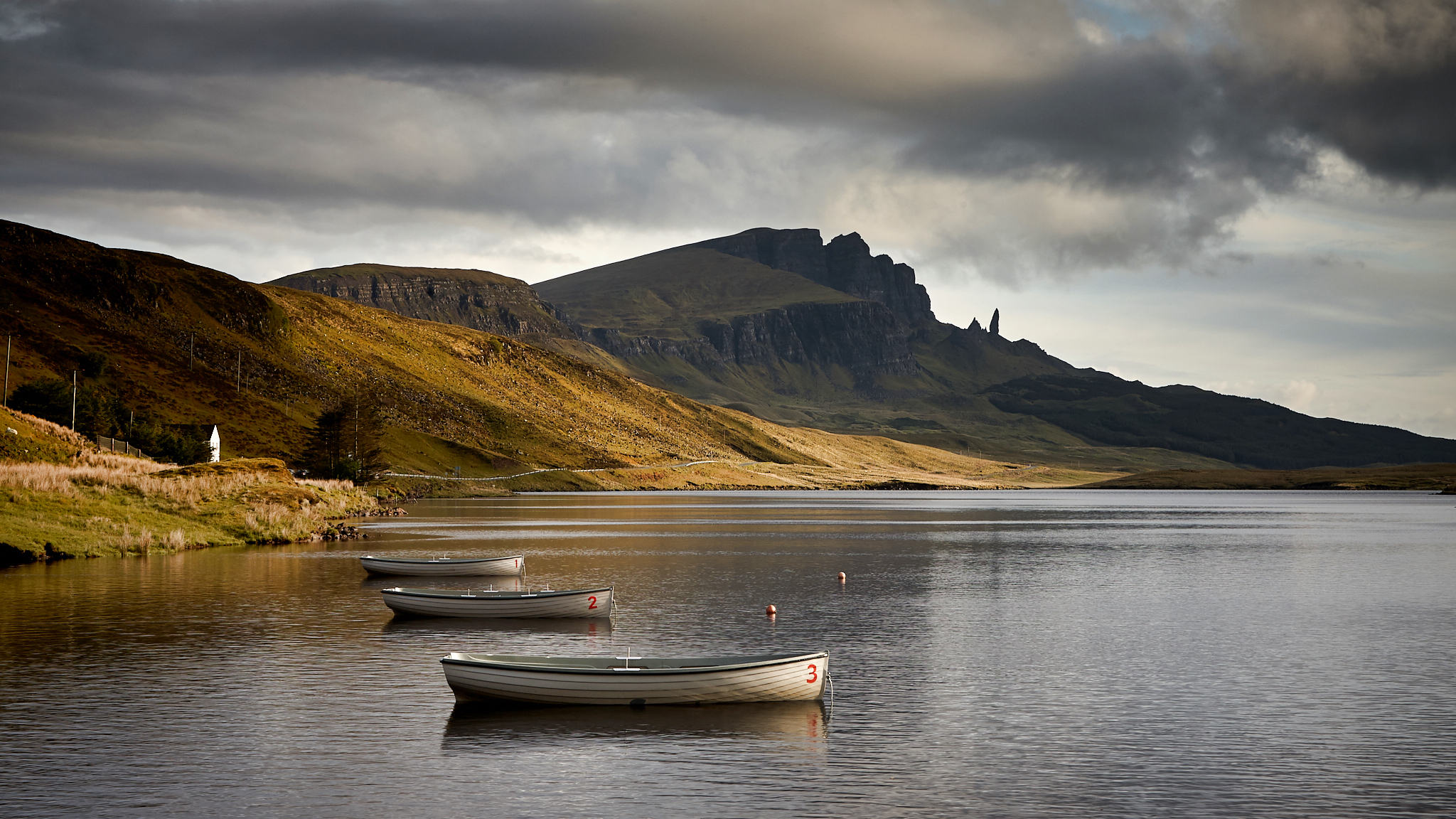 The Old Man of Storr Isle of Skye, Scotland