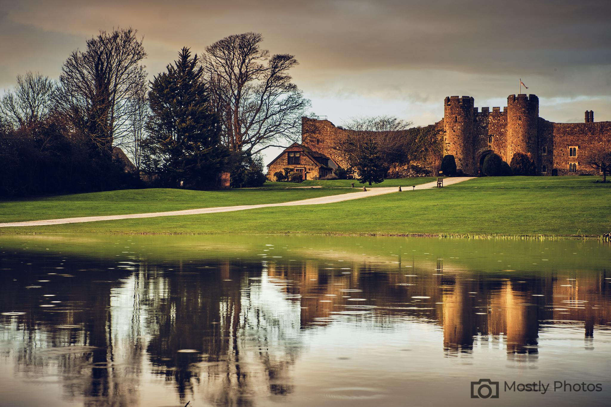 Amberley Castle, Sussex Fuji X-T2