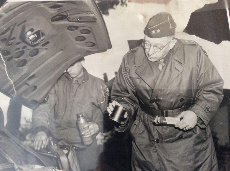 Walter and General Robert McGowan Littlejohn