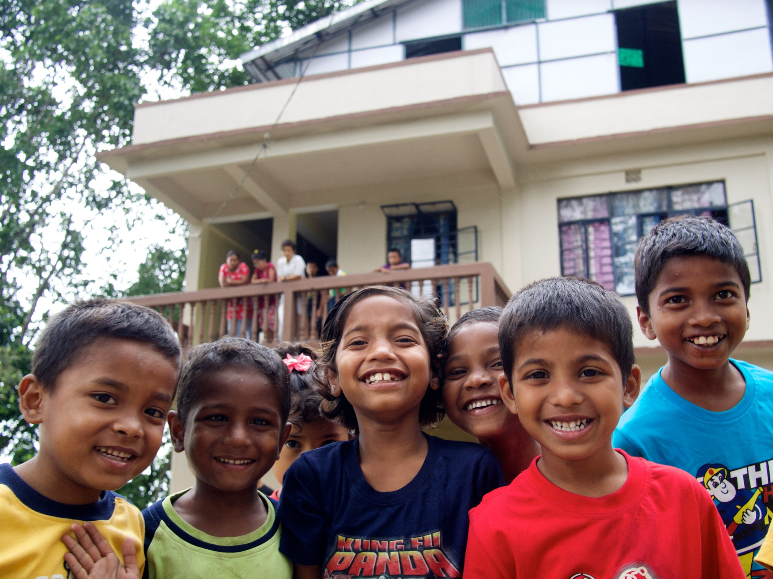 Some of the beautiful kids from Asia's Hope India. I can't wait to see them next week!