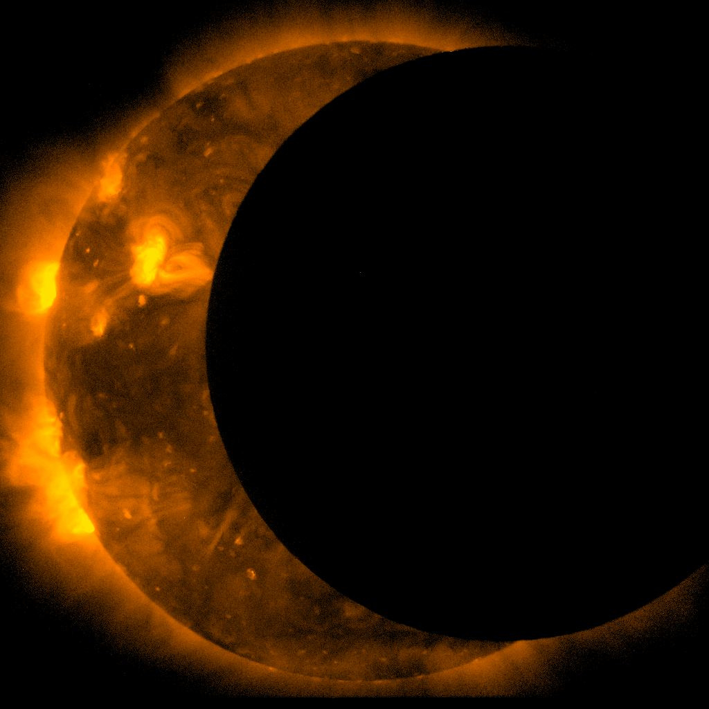5 things I learned about: The Annular Eclipse