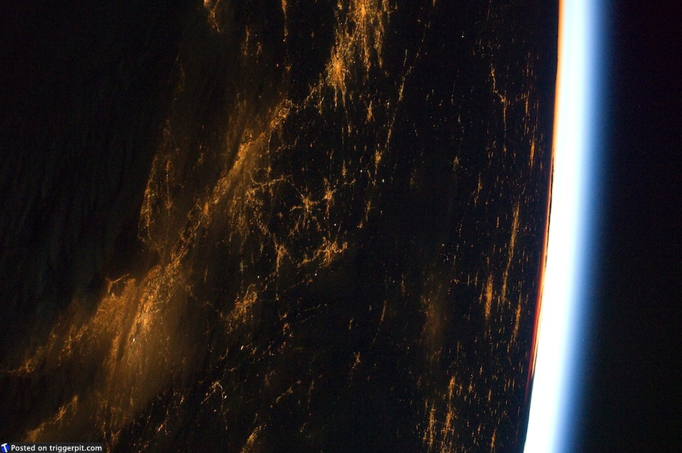 1.Amazing photos take from the International Space Station http://bit.ly/mOVwqn    2. Simpson + Alphabet http://bit.ly/j27doG    3. Nokia's Ovi 3D maps put google earth to shame (Chrome or Firefox plugin) http://bit.ly/iZu9wC    4. Best of the worst analogies used in high school essays  http://bit.ly/lbVuMg    5. 50 years of the Wilhelm scream http://bit.ly/kgqFTi