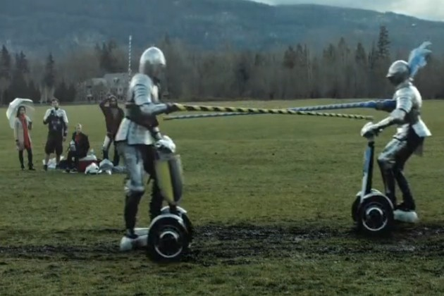 1.Segway Jousting http://aol.it/fEUT3F    2. Happy Birthday, Billie Holiday!  http://bit.ly/h196A2    3.40 incredible pictures inside Montserrat's exclusion zone  http://bit.ly/f3l9WF    4.California rampworks  http://bit.ly/huEQ6i    5.Ghostly holographic artwork  http://bit.ly/hCC7ln