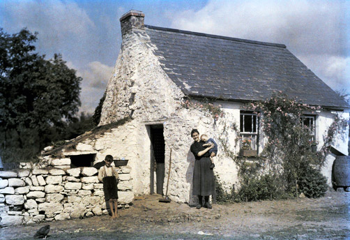 1.   Color photos from 1920s Ireland http://bit.ly/gcNnK0    2.U.S. Army trials tactical smartphones  http://bit.ly/gSTnYU    3. Scaffolding can be beautiful http://bit.ly/heTHZf    4. Glass, it's the future http://bit.ly/gedLPq    5. Um, clever, dirty, safe for work (!) http://bit.ly/eICCQX