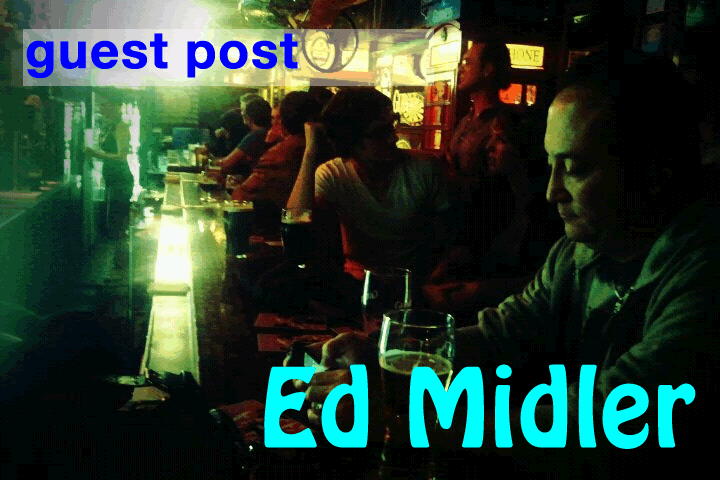 5 things I heard February 19, 2011 - Guest Post - Ed Midler