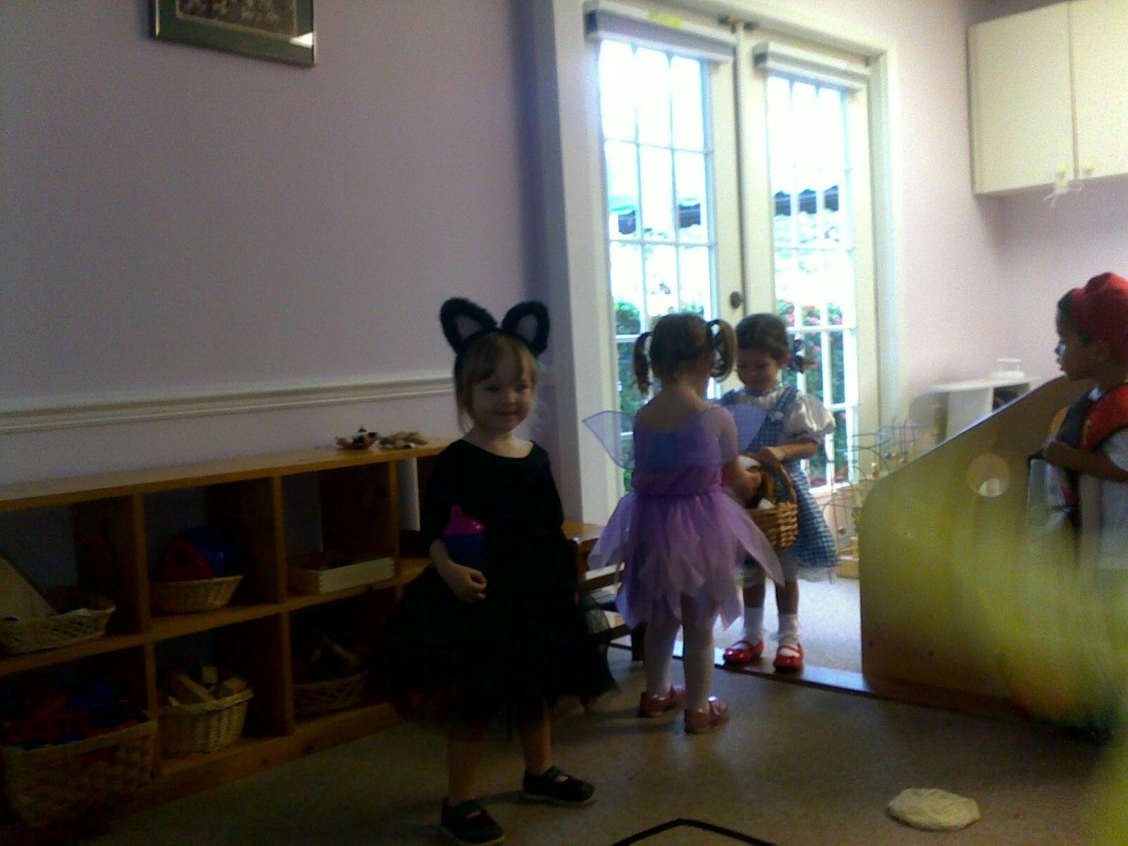 Wilhelmina's 3rd Halloween @ the Center