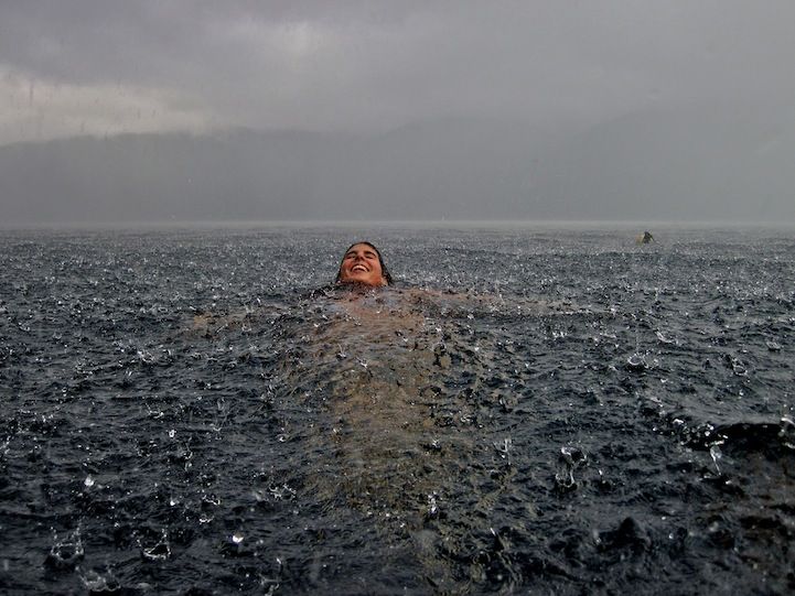 Merit, Sense of Place: Swimming in the Rain
