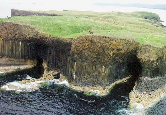 Fingal's Cave, UK