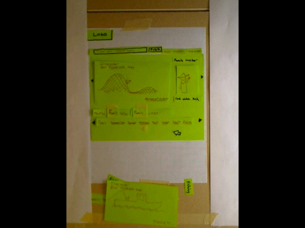 Paper Interactive Animation