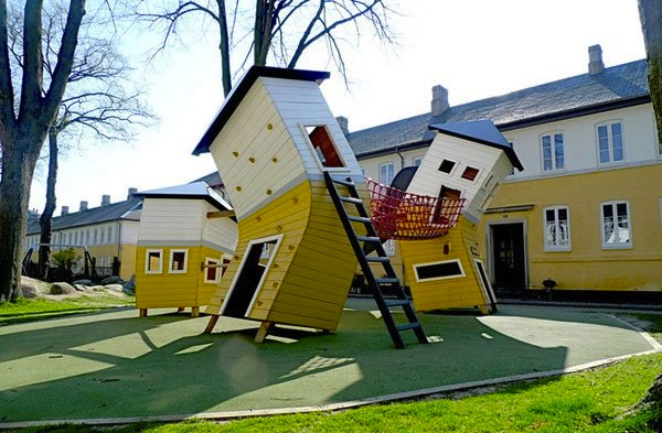 The Brumleby Playground   Designed by Monstrum   Copenhagen   Learn more about this project here .