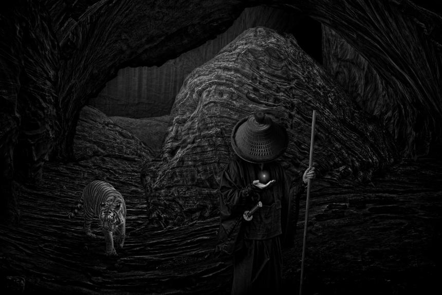 Groping Blindly in the Dark