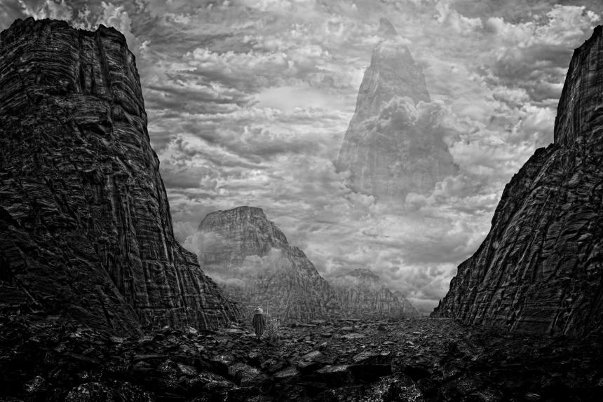 Silver Mountains and Iron Cliffs