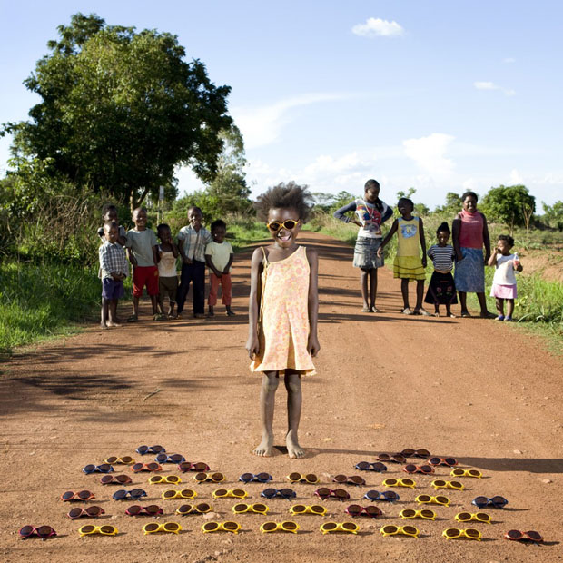 Kids from Around the World with Their Most Prized Possessions