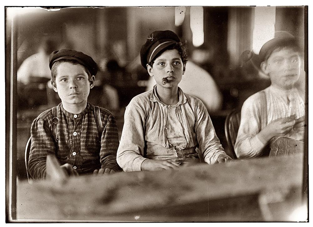 American Kids 1850-1930