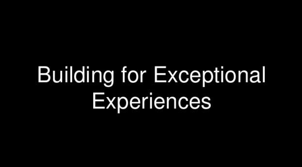 Getting to the root of experience design