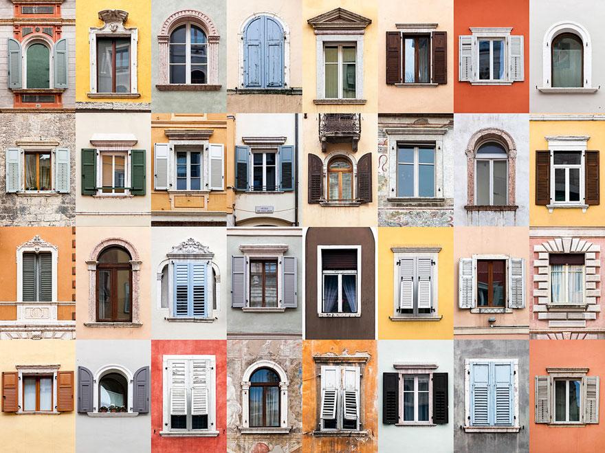 Italian City of Trento