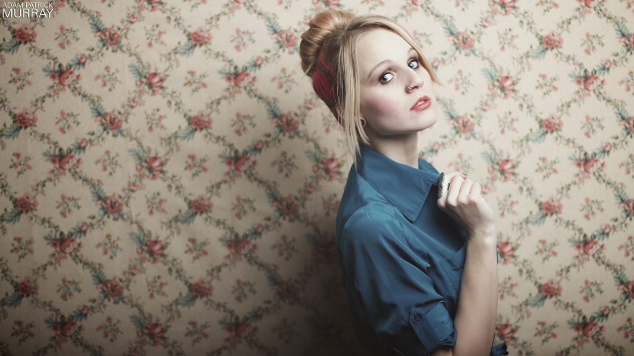 Model: Lindsay Tatertot